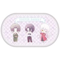 Die-cut Cushion - Fruits Basket / Souma Ayame & Souma Hatori & Souma Shigure