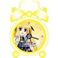 Clock - Mahou Shoujo Lyrical Nanoha StrikerS / Fate Testarossa