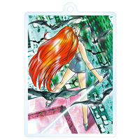 Trading Acrylic Key Chain - Ghost Sweeper Mikami