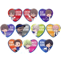 (Full Set) Heart Badge - UtaPri
