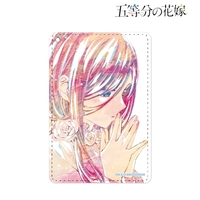 Commuter pass case - Ani-Art - The Quintessential Quintuplets / Nakano Miku