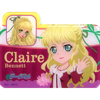 Badge - Tales Series / Claire Bennett