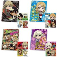 (Full Set) Notebook - TIGER & BUNNY / Karina & Ivan & Barnaby & Kotetsu