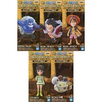 (Full Set) World Collectable Figure - ONE PIECE / Robin & Luffy