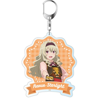 Big Key Chain - Shoujo☆Kageki Revue Starlight / Saijou Claudine