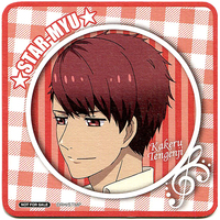 Coaster - Star-Myu (High School Star Musical) / Tengenji Kakeru (Star-Mu)