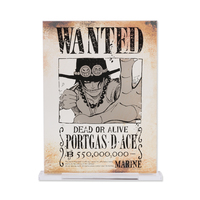 Acrylic stand - ONE PIECE / Ace