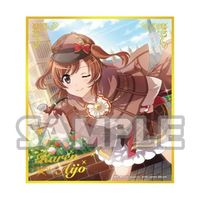Trading Illustration Card - Shoujo☆Kageki Revue Starlight / Aijou Karen