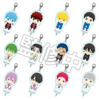 (Full Set) Yubi no Ue Series - Kuroko's Basketball