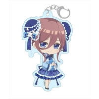 Acrylic Key Chain - The Quintessential Quintuplets / Nakano Miku