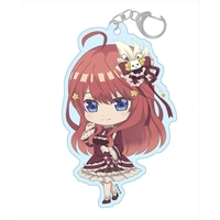 Acrylic Key Chain - The Quintessential Quintuplets / Nakano Itsuki