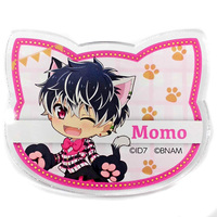 Acrylic Badge - IDOLiSH7 / Momo