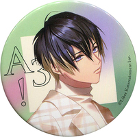 Badge - A3! / Spring Troupe & Summer Troupe & Usui Masumi
