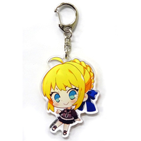 Acrylic Key Chain - Fate/stay night / Saber