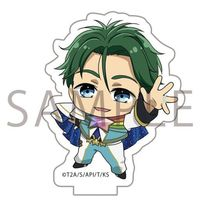 Acrylic stand - Memo Stand - King of Prism by Pretty Rhythm / Takahashi Minato