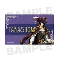 Card Stickers - Gintama / Takasugi Shinsuke