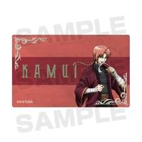 Card Stickers - Gintama / Kamui