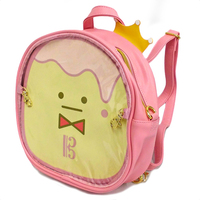 Ita-Bag Base - Daypack - IDOLiSH7 / Kinako & Ousama Pudding (King's Pudding) & Kujou Ten