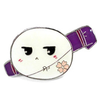 Pin - Hetalia / Japan (Honda Kiku)