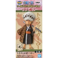 World Collectable Figure - ONE PIECE / Luffy & Law