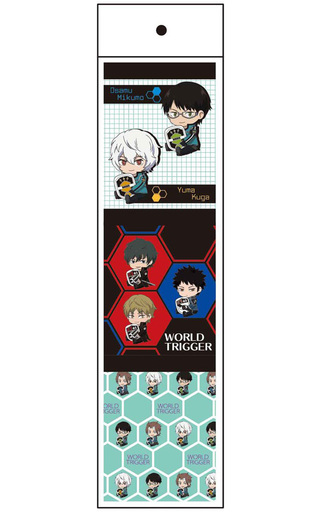 Gyugyutto - WORLD TRIGGER