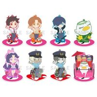(Full Set) Rubber Stand - Sarazanmai
