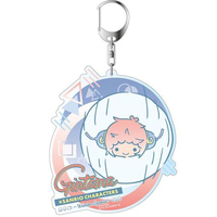 Big Key Chain - Gintama / Kagura