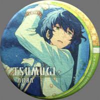 Trading Badge - Ensemble Stars! / Aoba Tsumugi
