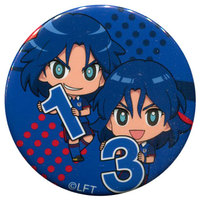 Trading Badge - Inazuma Eleven Series