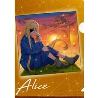 Plastic Folder - Sword Art Online / Alice Schuberg