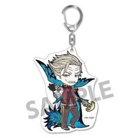 Trading Acrylic Key Chain - Pic-Lil! - Fate/Grand Order / Archer of Shinjuku