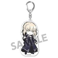 Trading Acrylic Key Chain - Pic-Lil! - Fate/Grand Order / Saber Alter