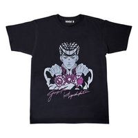 T-shirts - Jojo Part 4: Diamond Is Unbreakable / Higashikata Jyosuke Size-L