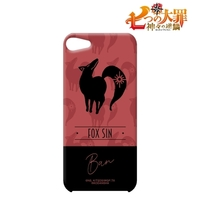 iPhone7 case - Smartphone Cover - iPhone8 case - The Seven Deadly Sins / Ban