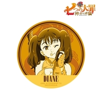 Stickers - The Seven Deadly Sins / Diane