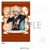 Notebook - My Hero Academia / Bakugou Katsuki
