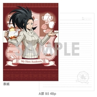 Notebook - My Hero Academia / Yaoyorozu Momo