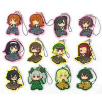 (Full Set) Rubber Strap - GIRLS-und-PANZER