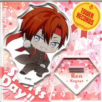Acrylic stand - ON AIR! / Kagaya Ren