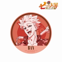 Stickers - The Seven Deadly Sins / Ban