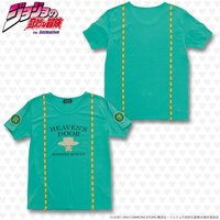 T-shirts - Jojo Part 4: Diamond Is Unbreakable / Heaven's Door & Rohan Size-XL