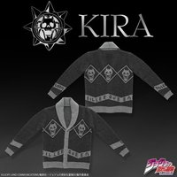 Cardigan - Jojo Part 4: Diamond Is Unbreakable / Kira Yoshikage Size-M