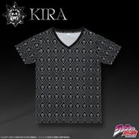 T-shirts - Jojo Part 4: Diamond Is Unbreakable / Kira Yoshikage Size-S