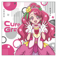 Cushion Cover - PreCure Series / Hanadera Nodoka (Cure Grace)