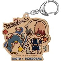 Acrylic Key Chain - My Hero Academia / Tuxedo Sam & Todoroki Shouto