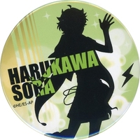 Trading Badge - Ensemble Stars! / Harukawa Sora