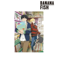 Plastic Folder - BANANA FISH