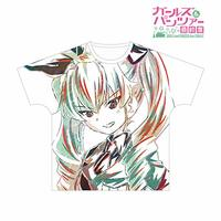 T-shirts - GIRLS-und-PANZER / Anchovy Size-M