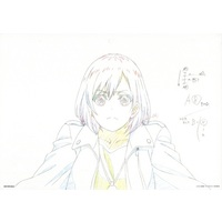 Illustration Sheet - SHIROBAKO