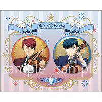 Badge - Star-Myu (High School Star Musical) / Tengenji Kakeru & Tsukigami Kaito